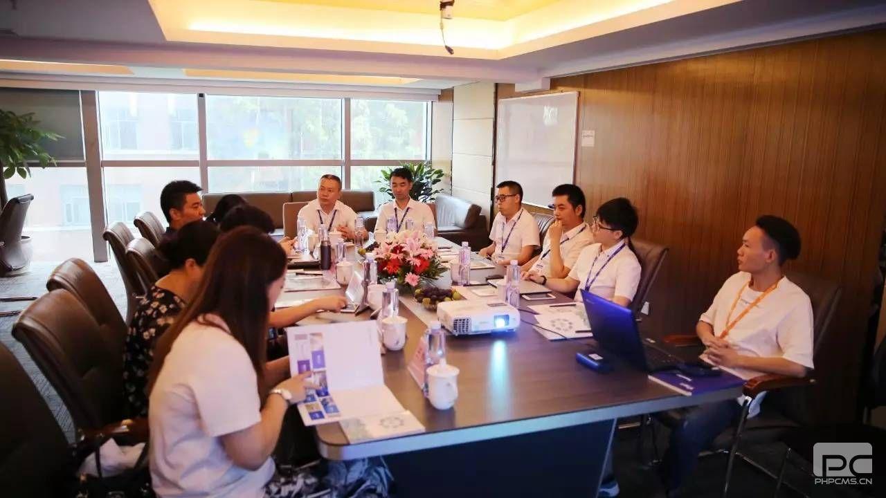 安徽省政府考察团再次莅临顶呱呱集团聚焦合作新商机