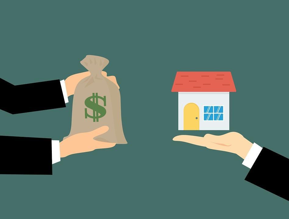 按揭房贷款